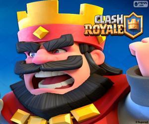 puzzel Clash Royale, icoon