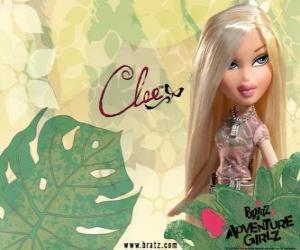 puzzel Cloe: - Angel - is de blonde met blauwe ogen. Zijn middelste naam is Fanny, is eerlijkheid, soms brutale, maar vergeeflijk.