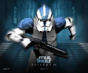 puzzel Clone Trooper