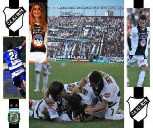 puzzel Club Atletico All Boys