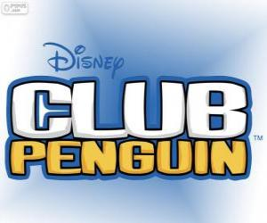 puzzel Club Penguin logo