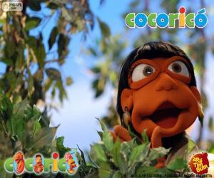 puzzel Cocoricó Oriba