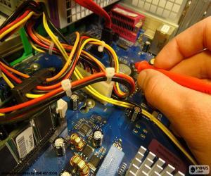 puzzel Computer reparatie