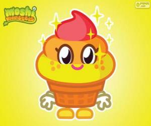 puzzel Coolio, Moshi Monsters