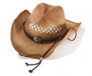 puzzel Cowboy hoed