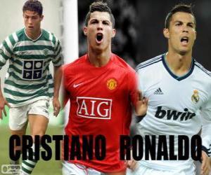 puzzel Cristiano Ronaldo