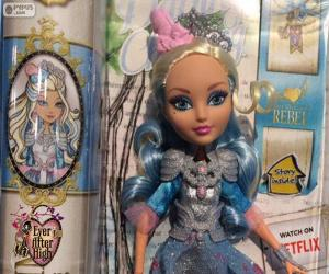 puzzel Darling Charming, Ever After High