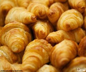 puzzel De croissants