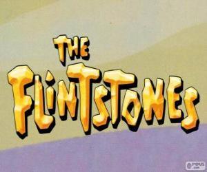 puzzel De Flintstones logo