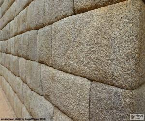 puzzel De Inca stenen muur