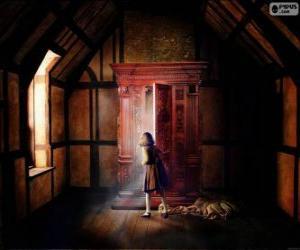 puzzel De kleine Lucy Pevensie
