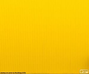 puzzel De kleur geel