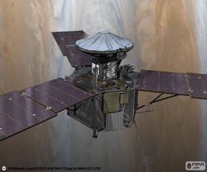 puzzel De ruimtesonde Juno