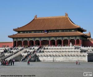 puzzel De Verboden Stad, China