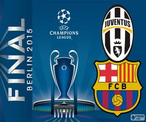 puzzel Definitieve UEFA Champions League 2014/2015