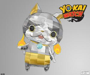 puzzel Diamanyan, Yo-Kai Watch