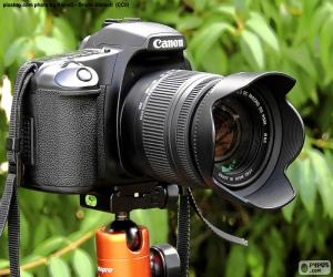 puzzel Digitale camera