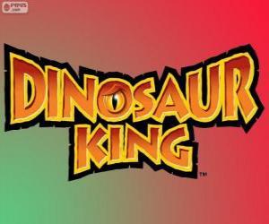 puzzel Dinosaur King logo