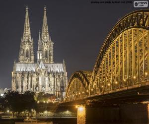 puzzel Dom van Keulen, Duitsland