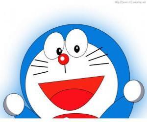 puzzel Doraemon is de magie vriend van Nobita en hoofdrolspeler van de avonturen