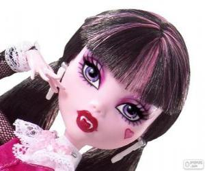 puzzel Draculaura van Monster High
