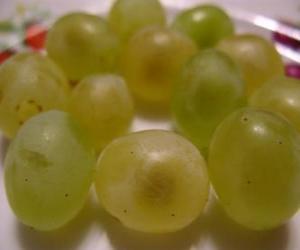 puzzel Druiven van Nieuwjaar