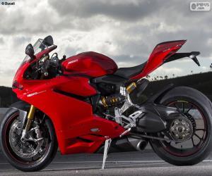 puzzel Ducati 1299 Panigale 2015