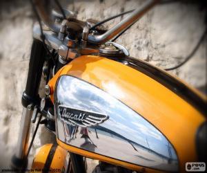 puzzel Ducati Scrambler 1966