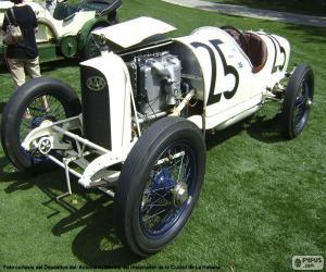 puzzel Duesenberg Indianapolis Racer (1915)