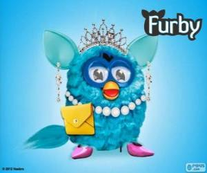 puzzel Een zeer elegante Furby