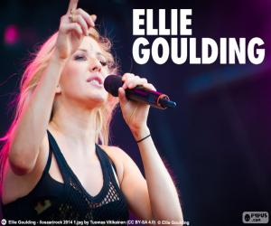 puzzel Ellie Goulding