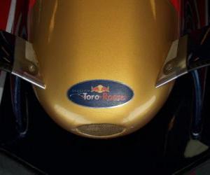 puzzel Embleem Toro Rosso F1