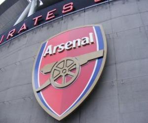 puzzel Embleem van Arsenal FC