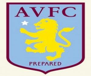 puzzel Embleem van Aston Villa FC