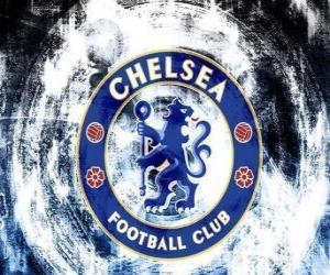 puzzel Embleem van Chelsea FC