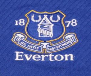 puzzel Embleem van Everton FC