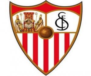 puzzel Embleem van Sevilla FC