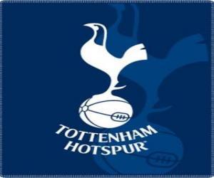 puzzel Embleem van Tottenham Hotspur FC