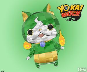 puzzel Esmenyan, Yo-Kai Watch