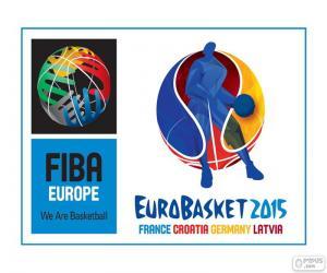 puzzel EuroBasket 2015 logo