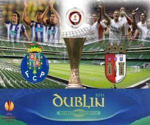 puzzel Europa League 2010-11 Porto vs Braga