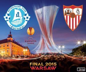 puzzel Europa League finale 2014-2015
