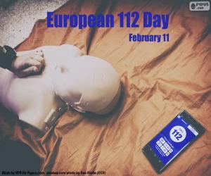puzzel Europese 112-dag