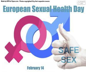puzzel Europese Dag van de Seksuele Gezondheid