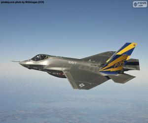 puzzel F-35 Lightning II