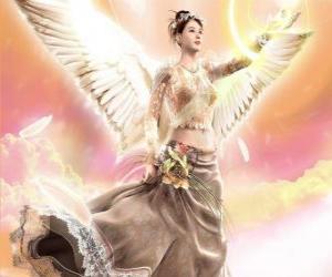 puzzel Fairy hoogste