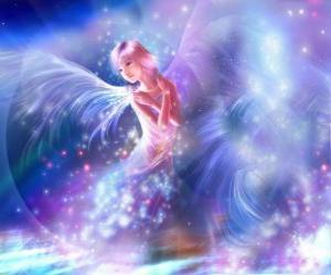 puzzel Fairy, luisterrijk