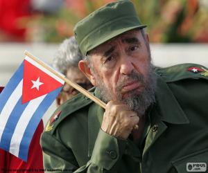 puzzel Fidel Castro