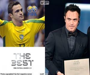 puzzel FIFA Award ere 2016