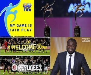 puzzel FIFA Fair Play Award 2015